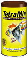 TetraMin, 1000 мл основной хлопьевидный корм всех рыб